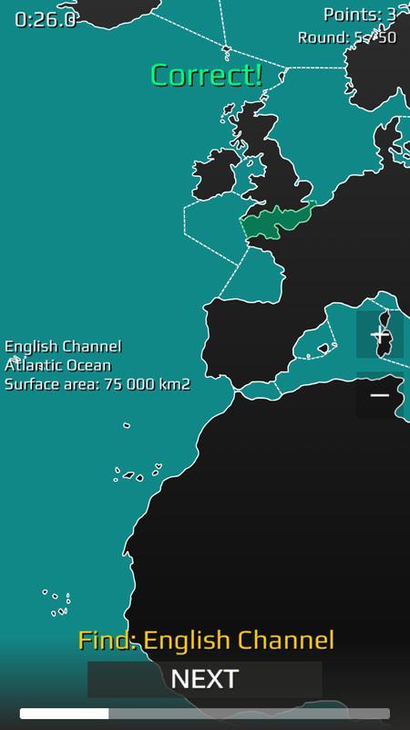 world map quiz apk screenshot