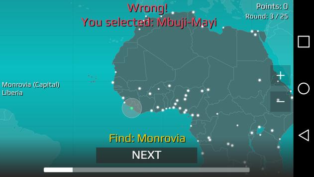 World map quiz apk download free trivia game for android apkpure world map quiz apk screenshot gumiabroncs Image collections