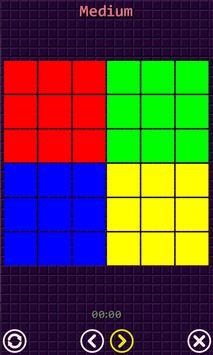 Color Square poster