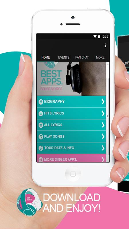 Backstreet boys hits songs and lyrics free. For android apk download.