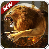 Contract killer Lion Hunt 2016 icon