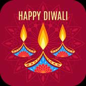 Deepavali Greeting Cards icon