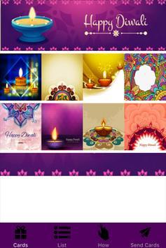 Deepavali Greeting Cards poster