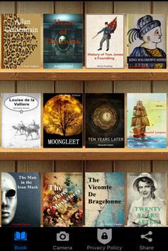 Free Movie Books Reader 3 poster