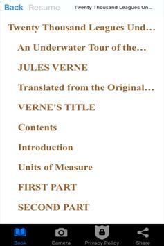 Free Movie Books Reader 3 apk screenshot