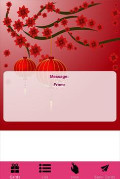 Wish Greeting Cards Fun screenshot 1
