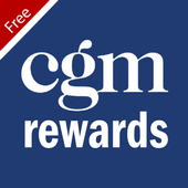 CGM Rewards icon