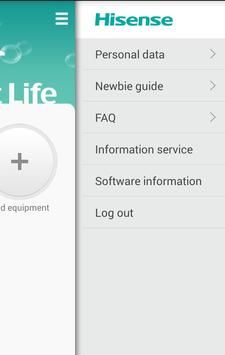 Hi-Smart Life apk screenshot