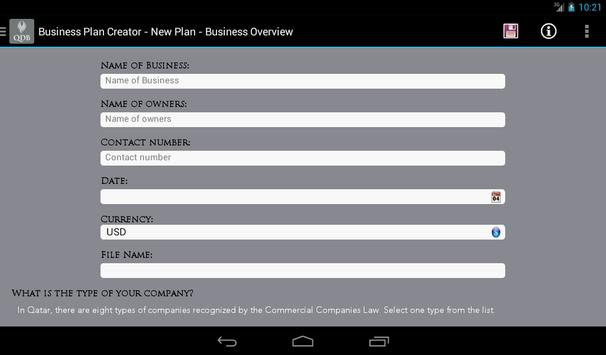 business plan creator apk download free business app for android