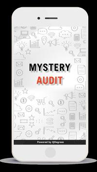 Mystery Audit poster