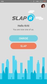 Slapr poster