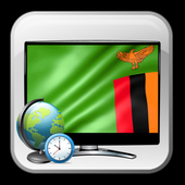 TV Zambia time show listing icon