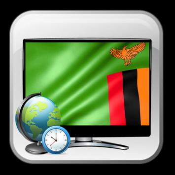 TV Zambia time show listing apk screenshot