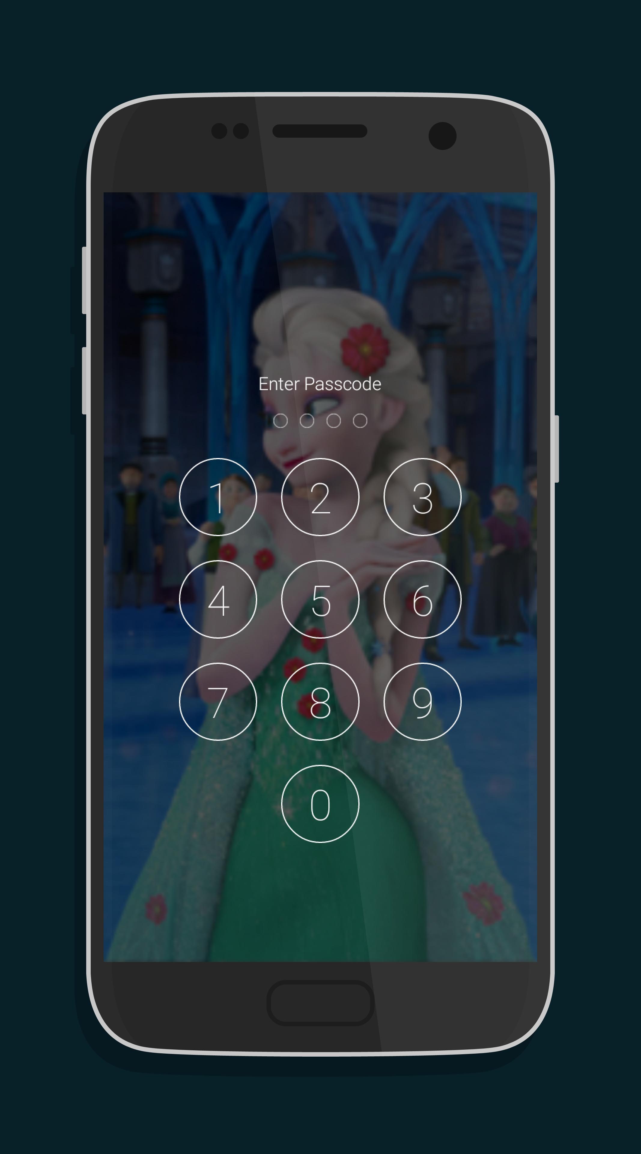 Elsa Queen Lock Screen Hd Wallpapers Fur Android Apk