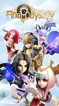 Final Odyssey - 3D ARPG poster