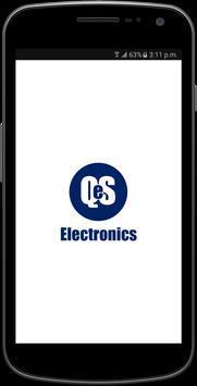QeS Electronics poster