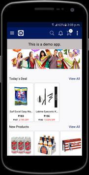 QeS Supermarket screenshot 1
