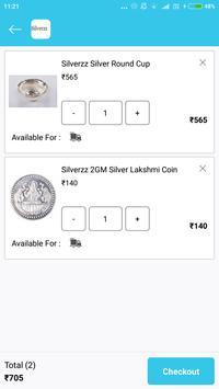 Silverzz screenshot 4