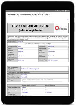 QFormz screenshot 1