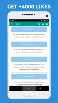 fb auto 4liker app for android apk