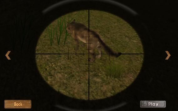 Jungle Sniper Hunter screenshot 4