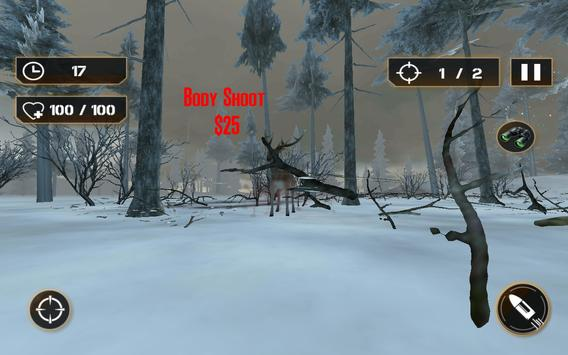 Jungle Sniper Hunter screenshot 7