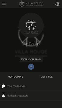 Villa Rouge apk screenshot