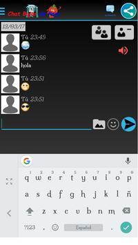 Chat Bajar de Peso screenshot 1