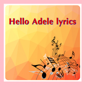 Hello Adele lyrics icon