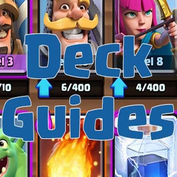 Battle Deck for Clash Royale poster