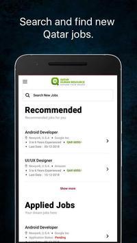 Qatar Human Resource screenshot 1