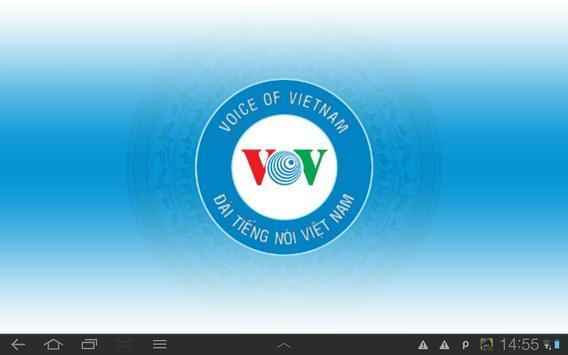 VOV Online (Tablet) poster