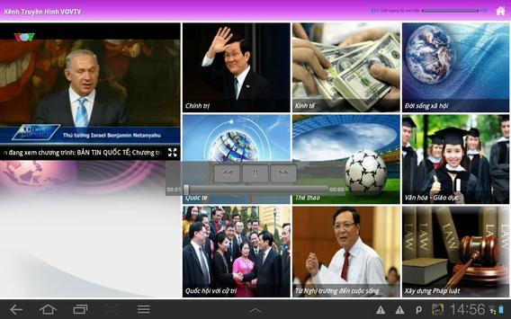 VOV Online (Tablet) apk screenshot