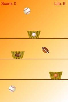 Identify Ball: Sport Game Free apk screenshot