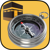 Qibla Compass - Muslim Pray icon