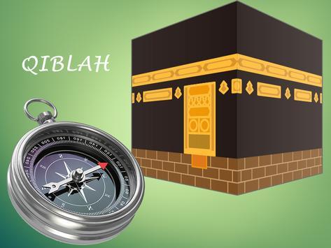 Qibla Compass - Muslim Pray apk screenshot