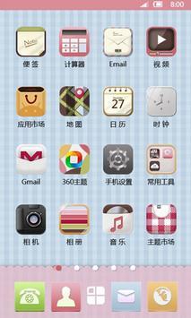 360 Launcher-ME apk screenshot