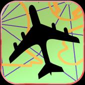 Navegación aérea España icon