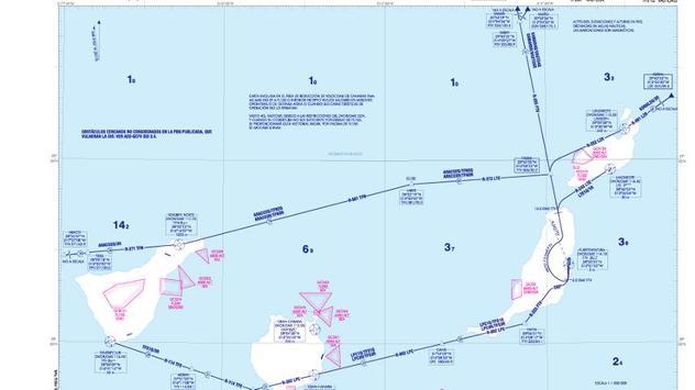 Navegación aérea España screenshot 3