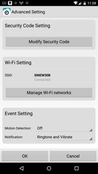 UEJ P2P CAM 1.0.2 apk screenshot