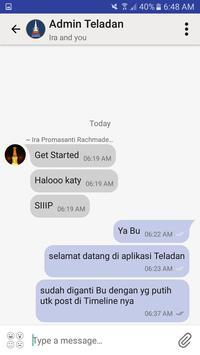 Teladan Jayamahe screenshot 2