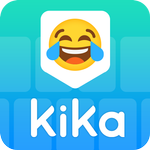 Kika Keyboard – Emoji, GIF APK