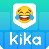 Kika Teclado - Emoji, GIFs ícone
