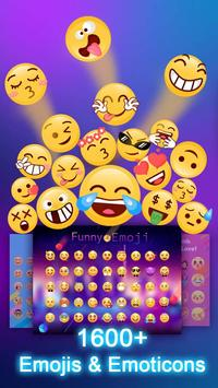Kika Keyboard – Emoji, GIF poster