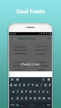Kika Keyboard – Emoji, GIF apk screenshot