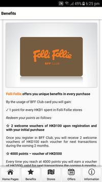 Folli Follie BFF Club apk screenshot