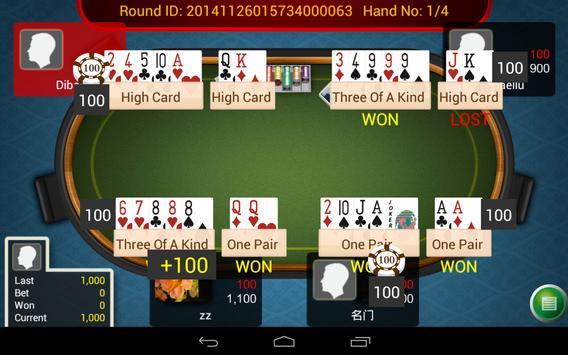 Pai Gow Poker King screenshot 14