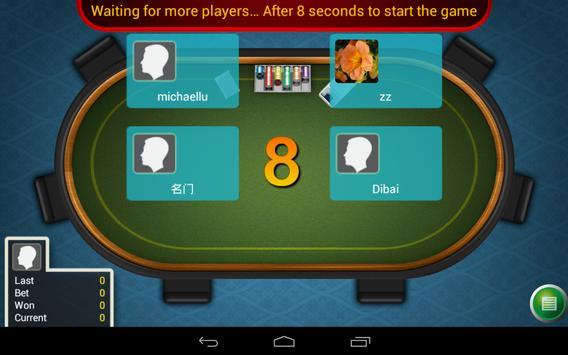 Pai Gow Poker King screenshot 13