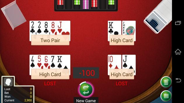 Pai Gow Poker King screenshot 1