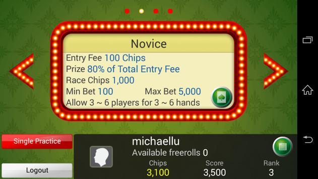 Pai Gow Poker King screenshot 2